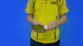 The Ability to Play Table Tennis