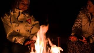 The Conversation Around the Campfire