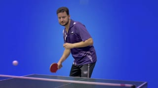 The Game of Table Tennis