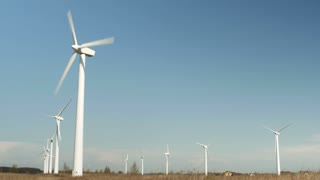 Wind Electric Generating Windmills