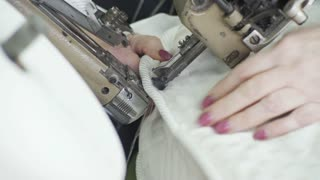 Work industrial sewing machine