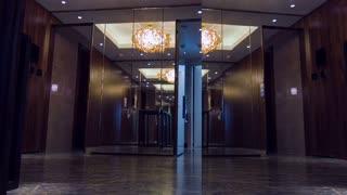Contemporary hotel interior design
