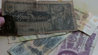 Paper money of the USSR