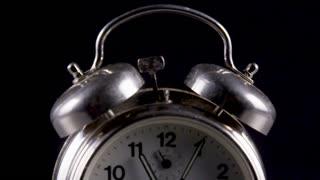 Vintage Twin Bell Alarm Clock
