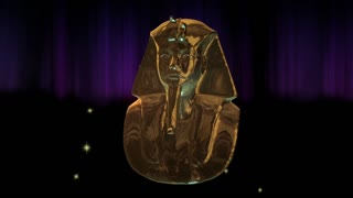 Animation of Tut Anch Amun