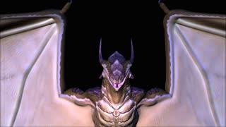 Creepy Dragon Animaion
