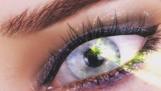 Digital Animation of an Eye
