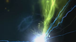 Digital Animation of magic Flashes