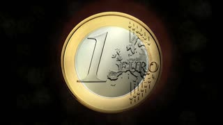 Euro Coin Animation