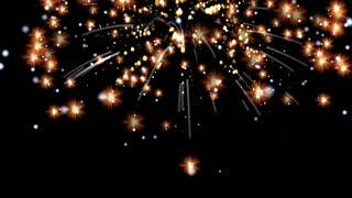 Fireworks Animation