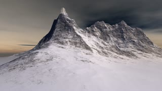 Mountain Flight Animation