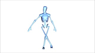 Posing Mannequin Animation