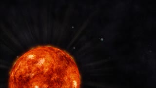 Solarsystem Animation