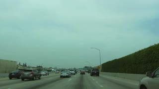 Freeway Drive, California - Stock Footage