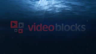 Ocean Blue - Underwater Logo Opener