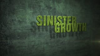 Sinister Growth - Creeping Organic Mess Logo Stinger