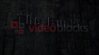 The Bunker - Concrete Bunker Logo Opener