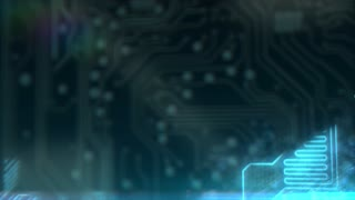 Glitchy Circuits 1.5 - Glitch/Circuits Logo Opener