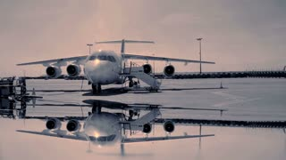 airplane aircraft plane. transportation boing jet charter