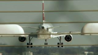 airplane landing. plane airline. transportation transit.