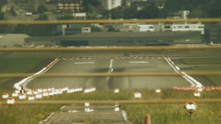 airport runway. plane airline. transportation transit.