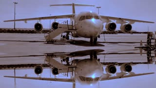 aviation background. airport airplane. transportation background