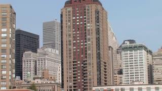 cityscape skyline nyc