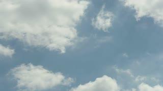 clouds time lapse. sky cloud. cloudscape. 4K background