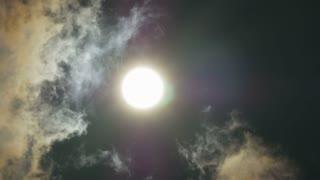 sun sky. sunshine. clouds. sky cloud. cloudscape. 4K background