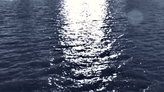 sunlight water reflection background