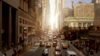 urban metropolis scenery background. city traffic street
