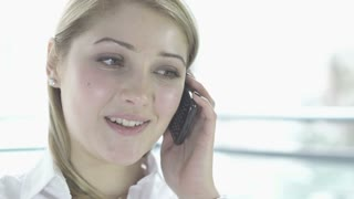 attractive sales assistant women working in customer care helpline service