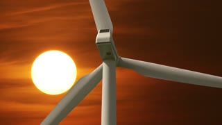 Sustainable Environment Friendly Wind Energy Power
