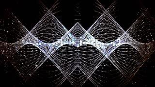 Abstract Shiny Diamond Lights