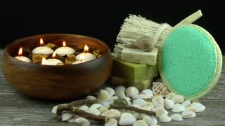 Aromatherpy and Spa Treatment