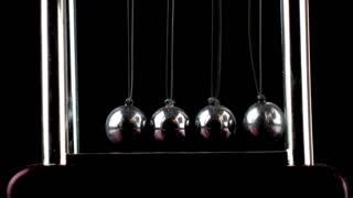 Balance Balls on Black Background 1