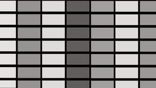 Black White Blinking Background 3