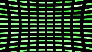 Blinking Green Led Lights