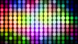 Colorful Glowing Led Lights