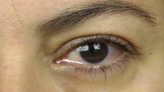 Crying Eye- crying woman eye