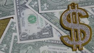 Dollar Sign & Dollars
