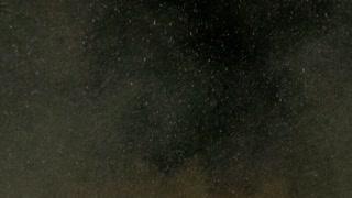 Dust background on black background