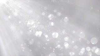 Elegant Snow Flakes Background 1