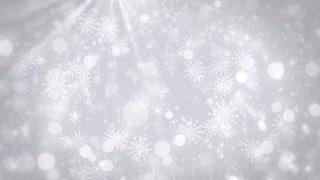 Elegant Snow Flakes Background 2