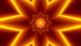 Fire colors kaleida