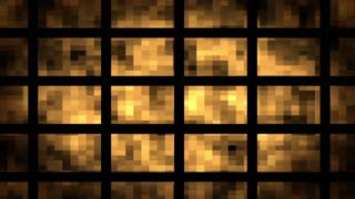 Flashing block lights