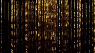 Glittering Golden Lines