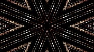 Glittering kaleida background