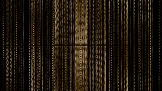 Gold Lines Background