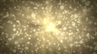 Heavenly lights and particles